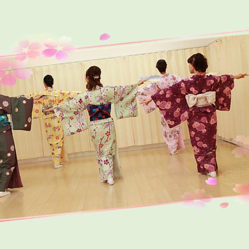 日本舞踊体験Sakuraのご同伴見学-Accompanied tour Application