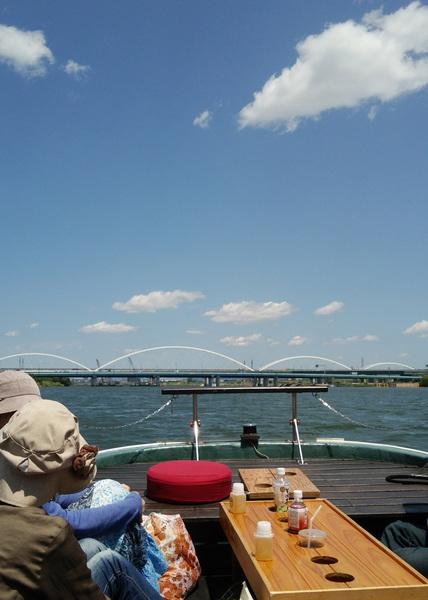 """【Event】うたたねクルーズ YODOGAWA River """"UTATANE""""  to HIRAKATA"""