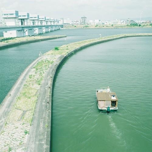 """【終了御礼!】うたたねクルーズ YODOGAWA River """"UTATANE""""  to HIRAKATA"""