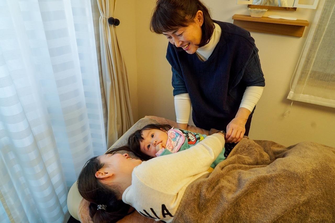 母乳と癒しの日