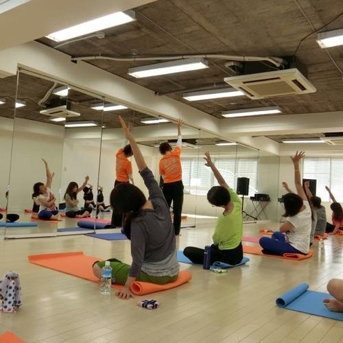 キャンサーヨガ&ピラティス教室 1/21(日)10:15〜11:45