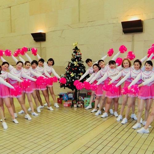 チアダンス教室 平成31年1月6日(日)10:10〜11:40