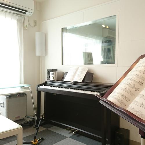電子ピアノ付【Aスタジオ】レンタル