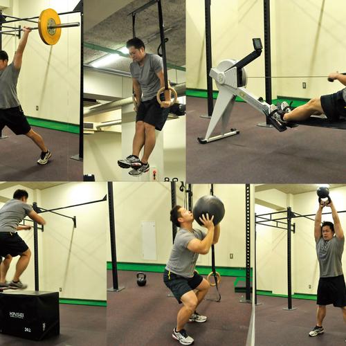 CrossFit Basic【※予約制】【※reservation-only】