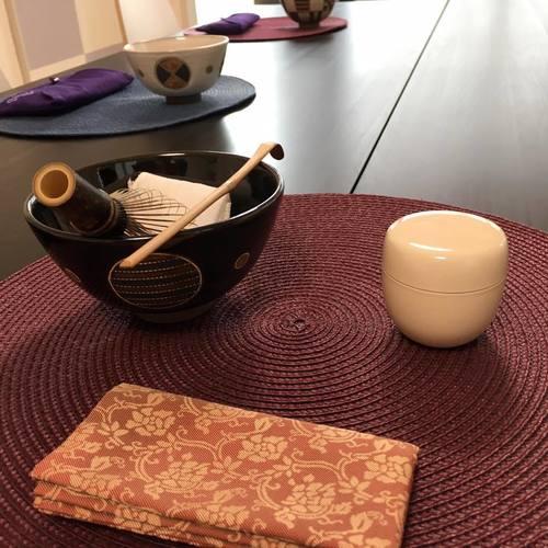 1dayテーブル茶道体験「おもてなし茶の湯」(秋葉原)