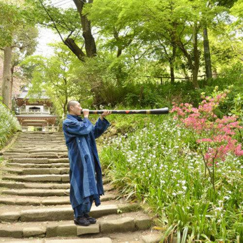 6月29日(金)『地球交響曲 第六番』ゲスト:KNOB ディジュリドゥ生演奏&トーク付き上映