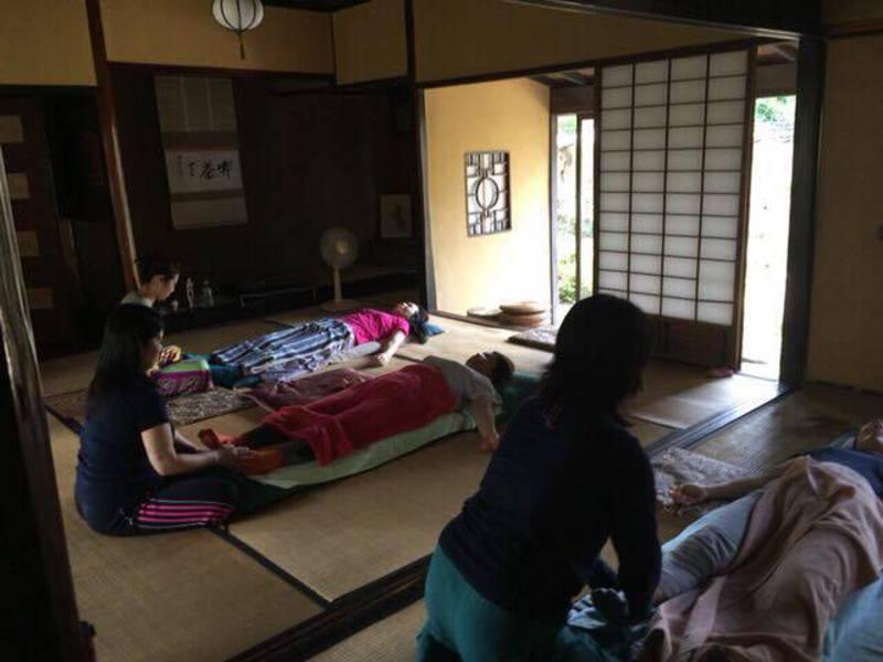 5/26 30 和の頭蓋仙骨療法2日間ベーシックセミナーin横浜