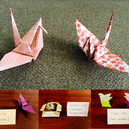 ORIGAMI ~ART OF JAPANESE PAPERCRAFT~