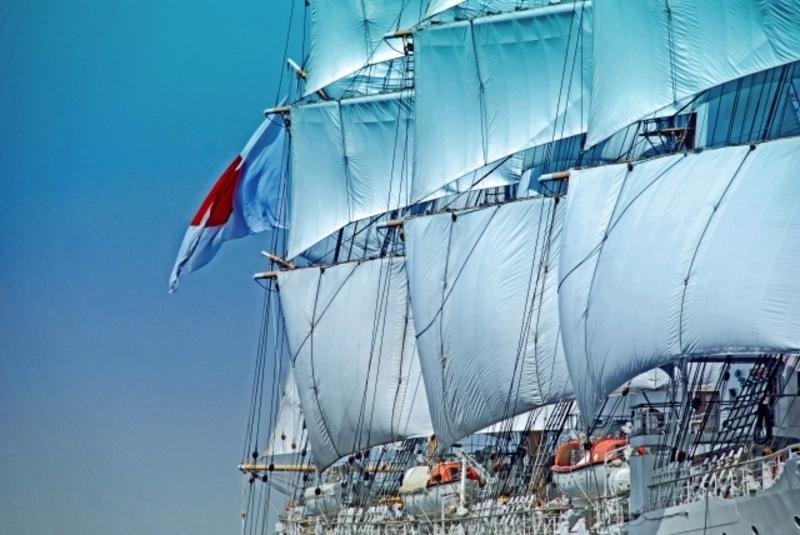 【終了御礼!】帆船鑑賞クルーズ The sailing vessels viewing cruise