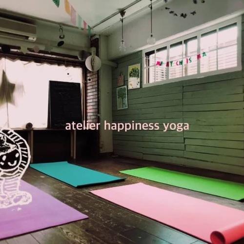 happiness+otona yoga★藤本亜希子先生のゆったり月1ヨガメンバー募集♫