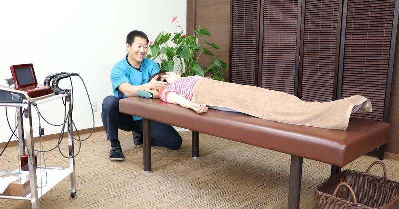 「腰痛施術の匠」橋爪接骨院予約ページ