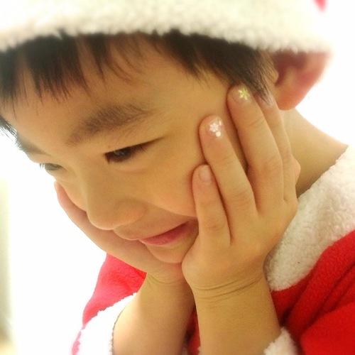 Xmas kids NAIL[アトレ大井町]※11/26予約開始予定