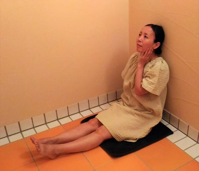 ★抗酸化セラサウナ★通常予約/低温で発汗するだけ!からだの中から元気になれるお手軽健康法
