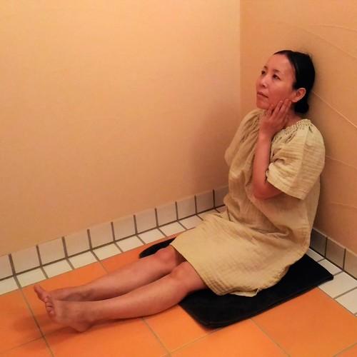 【今までにない温熱セラピー】元気回復!「抗酸化セラサウナ」※女性専用