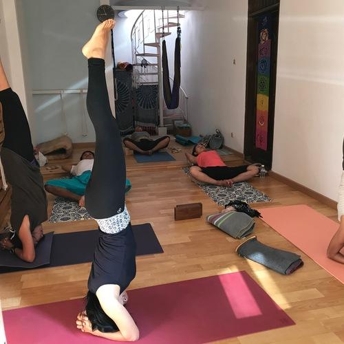 Yumi Iyengar Yoga Studio