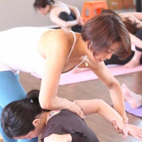 【宇都宮優子】Yuko Yoga Practice