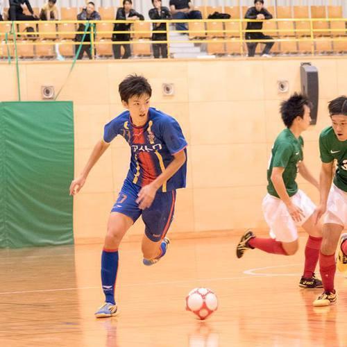 -FOOTBALL-GYM-  ~あなた自身を向上させることが勝利の秘訣~