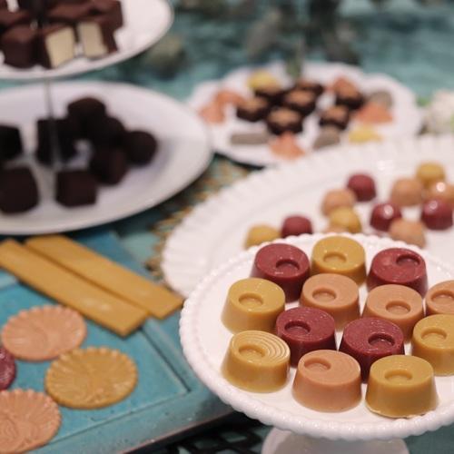 カラフルローチョコレート+ローボンボンショコラ