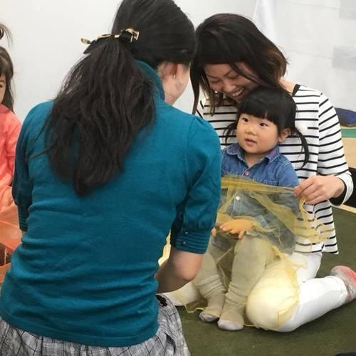 【1-2歳クラス】大好評!!春から始めよう0-2歳親子リトミック♪(全6回)
