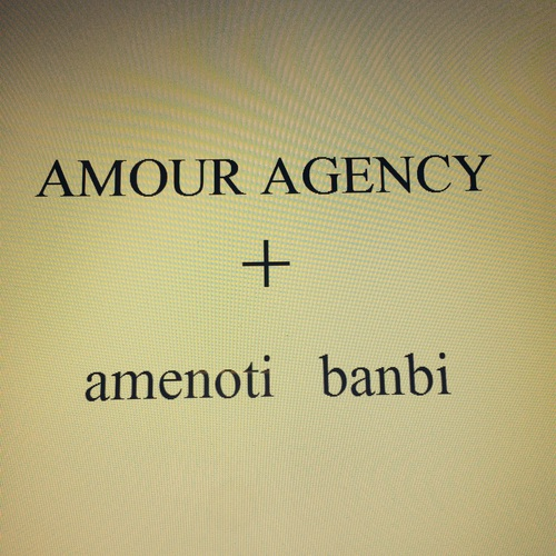 AMOUR AGENCY + Amenoti banbi 12月walking lesson