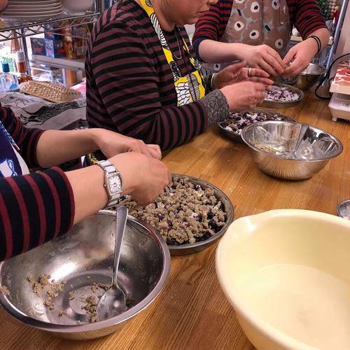【フィンランド料理教室】お好きな時間にお好きなメニューを・お友達とご一緒にどうぞ(1~4人で参加可能)