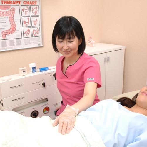 腸内洗浄セラピー予約|コロンハイドロセラピー