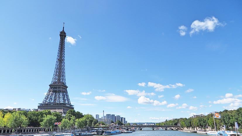Bonjourフランス!