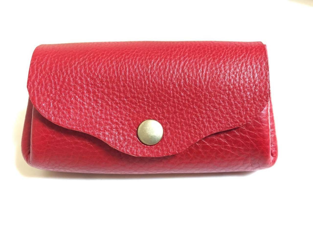 自分で作るアコーディオン財布
