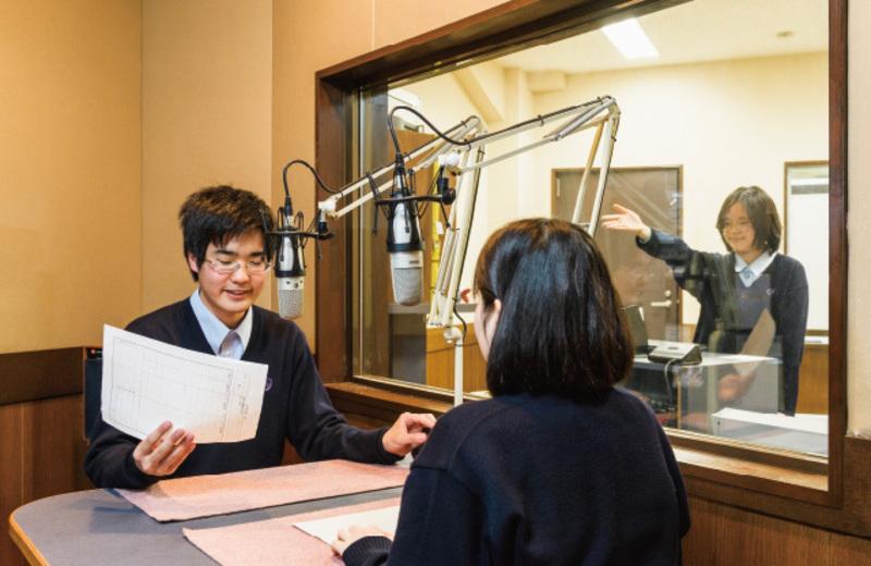 【9月9日(日)部活動体験会】シ)放送委員会