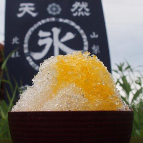 南ぷすかき氷やさん。天然氷のかき氷予約
