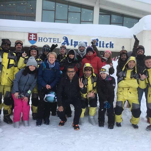 Coto Ski & Snowboard Tour 2019