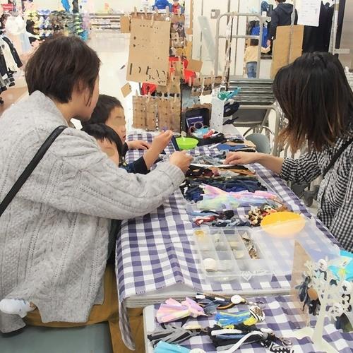 【あびこショッピングプラザ】3月16日(土)「ママのチャレンジショップ」出店申込み受付 ※受付終了しました