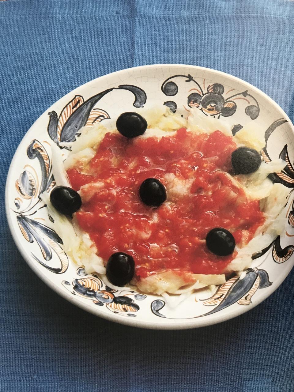 スペイン料理を極める =干しだらを使ってみよう!=