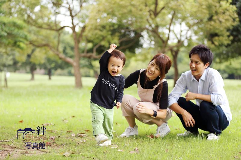 2016年 子どもと家族の撮影会【秋の絆Photoセッション】@大阪・堺市大仙公園