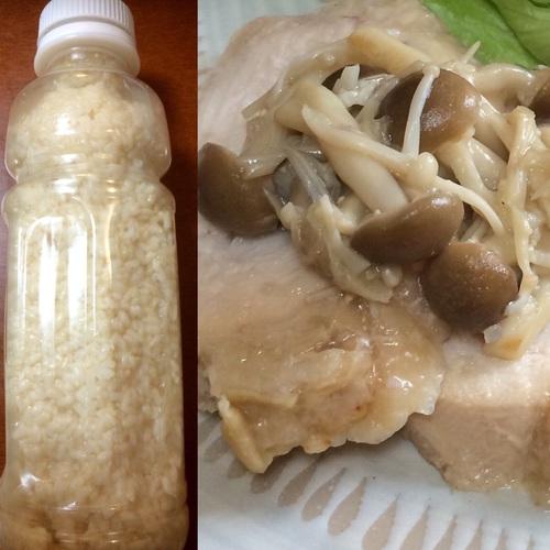 簡単便利!塩麹作り&塩麹レシピ!
