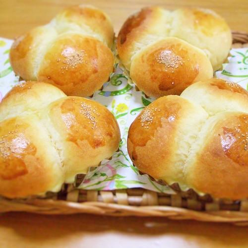4月のパン教室