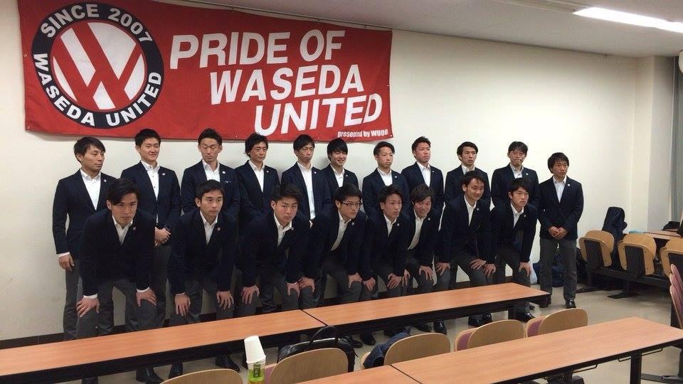 WSAリーグ (東伏見FC、西東京ユナイテッド、TOC) U-12, U-15保護者説明会