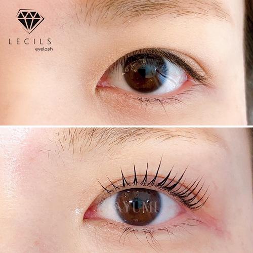 【 eyelash salon lecils 】予約はこちらから