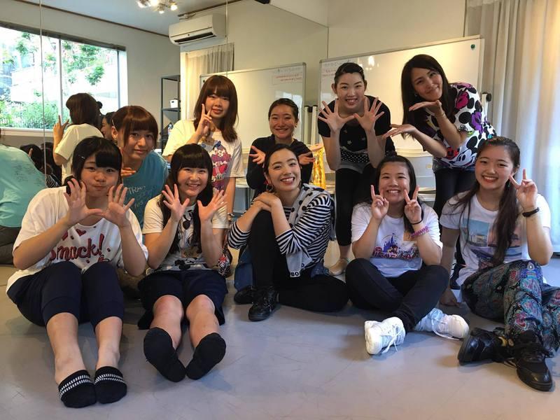 maicoのテーマパークジャズダンス入門 7/31