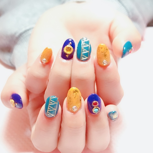 JNA certification ★ nailsalon