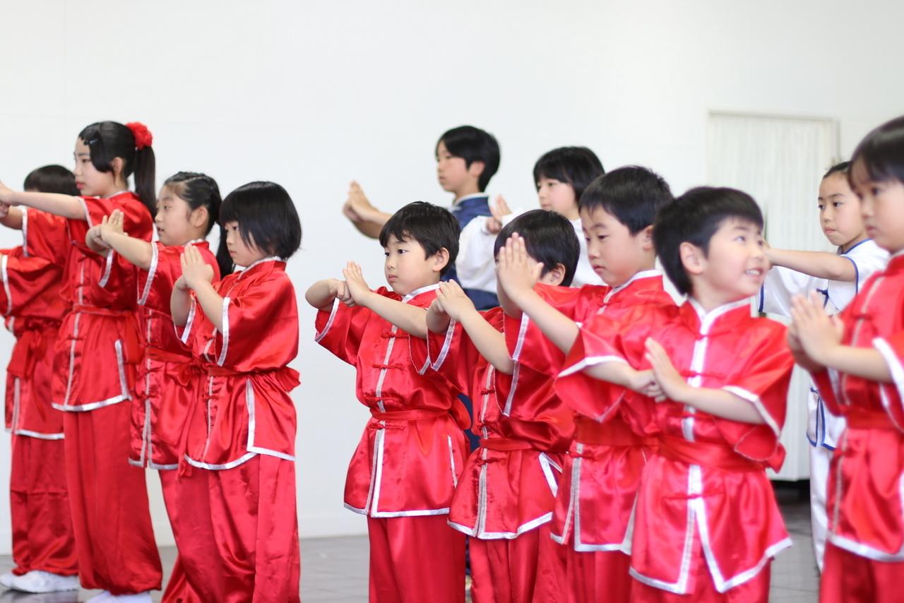 <定期>キッズ・ジュニア☆カンフー