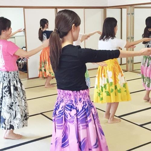 【5/15開催】Hulaベーシックワークショップ(担当インストラクター:有島加花)