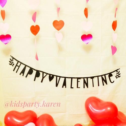 【満席】バレンタインフォトブース@滝野川会館(ほっこり~のパーティー)
