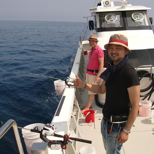 船釣り(コマセ釣り)