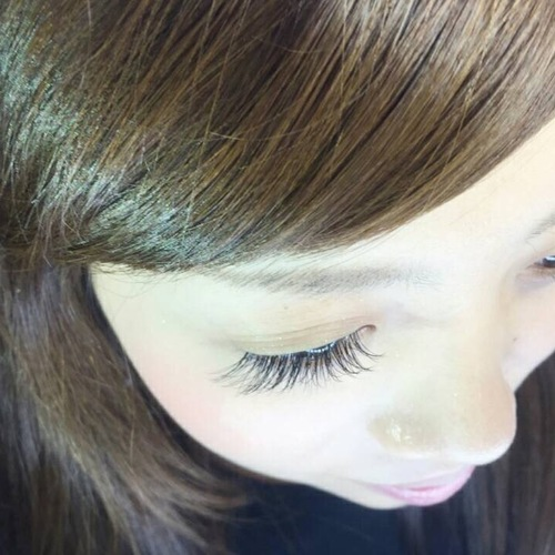 Volume rush / Up word rush introduction store ☆ Eyelash salon elf
