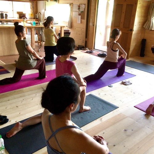 Sustainable Yoga (サステナブルヨガ)