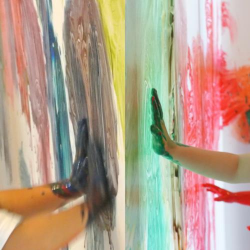 [3歳-小学生]全身でペイント!FREELY☆Weather(天気) 9月