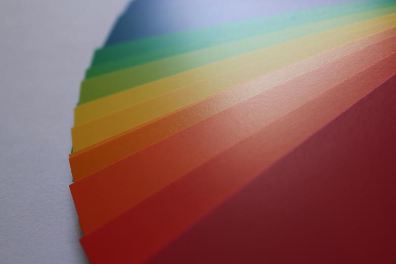 色で見つける自分スタイル