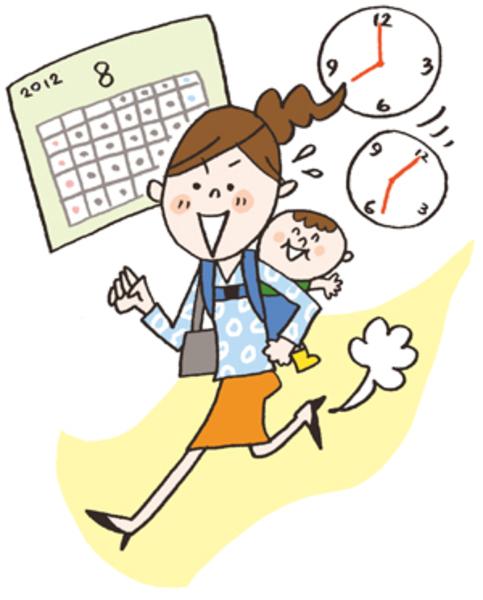 保育士文恵さんの「職場復帰前ママに贈るお話会」