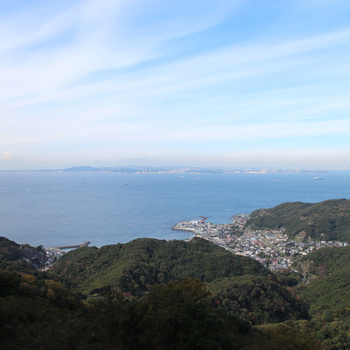 Mt. Nokogiri Hiking and Onsen trip